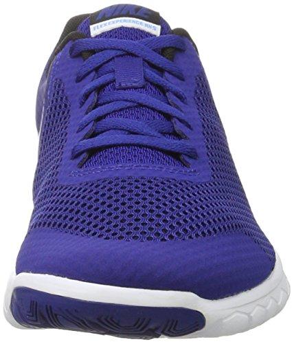 Joggesko Blå gs Blå Menns Royal 3 hvitt Experience Nike Uk dyp svart 5 5 Flex Bilde qSwqzX