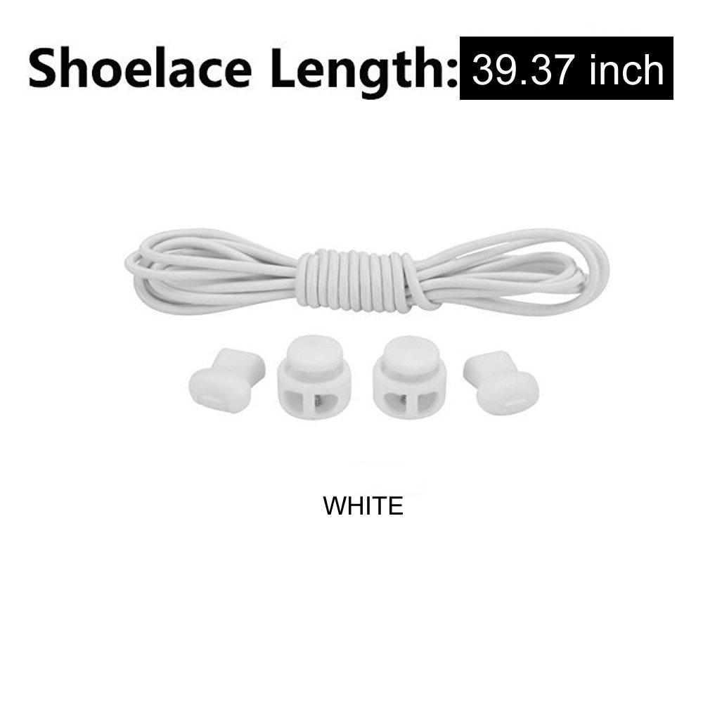 COMD - Cordones elásticos de repuesto para zapatos de running sin ...