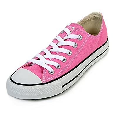 a160f49343e Converse Chuck Taylor All Star Canvas Low Womens Trainers (UK7 EUR40 US9)   Amazon.co.uk  Shoes   Bags