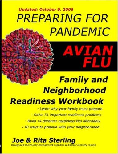 Download Preparing for Pandemic Avian Flu - Family & Neighborhood Readiness Workbook pdf epub