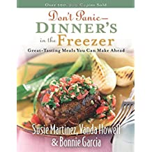 Don't Panic - - Dinner's In The Freezer