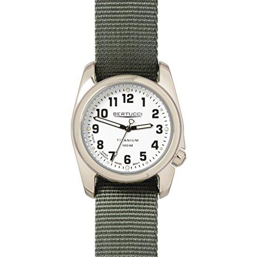 Bertucci-A-2T-Highpolish-Watch-White-Defender-Drab-Hp-Nylon