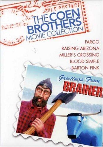 - The Coen Brothers Movie Collection (Fargo / Miller's Crossing / Barton Fink / Raising Arizona / Blood Simple)