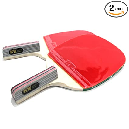Amazon.com : Kyungwon Ping Pong Penholder Paddle Table Tennis Racket ...