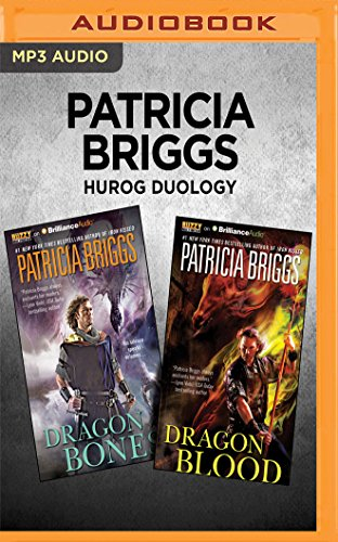 Patricia Briggs Hurog Duology: Dragon Bones & Dragon Blood (The Hurog Duology)
