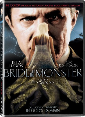 Bride of the Monster by Legend Films by Edward D. Wood by Legend Films
