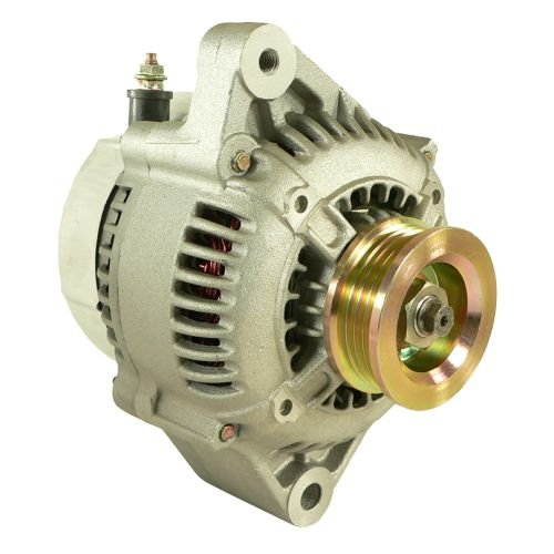 DB Electrical AND0073 New Alternator For 1.8L 1.8 Acura Integra 90 91 1990 1991, Nippondenso 100211-7320 334-1886 31100-PR4-A01 31100-PR4-A02 CJN41 113074 10464052 100211-7320 100211-7330 1-1002-01ND