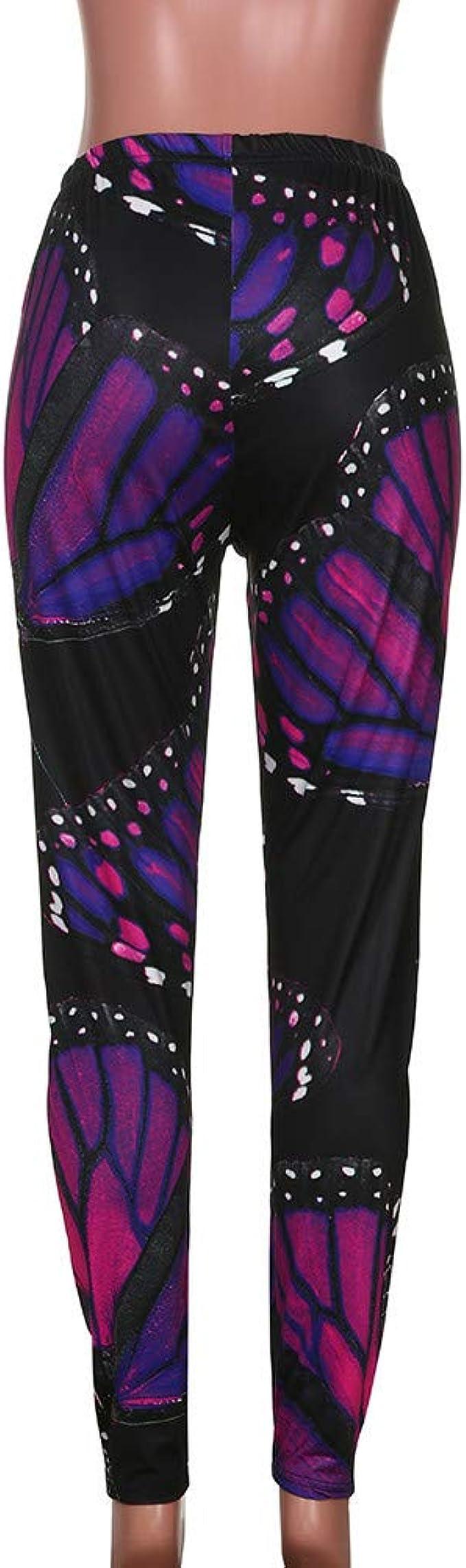 Amazon.com: UROSA - Pantalones de yoga para mujer, talla ...