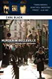 Murder in Belleville by Cara Black front cover