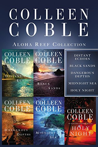 The Aloha Reef Collection: Distant Echoes, Black Sands, Dangerous Depths, Midnight Sea, and Holy Night (Aloha Reef Series) -