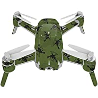 Skin For Yuneec Breeze 4K Drone – Molon Labe | MightySkins Protective, Durable, and Unique Vinyl Decal wrap cover | Easy To Apply, Remove, and Change Styles | Made in the USA