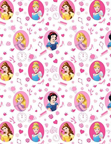 Jay Franco Plush Travel Blanket (Princess White)