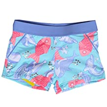 Newborn Infant Baby Boys Swim Bottom Fish Swim Short