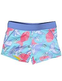 Infant Baby Boys Board Short Swimwear Fish Swim Trunks Beach Bottom