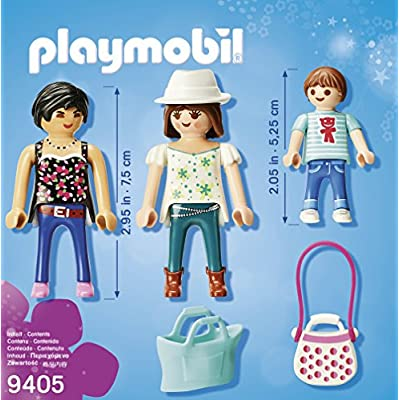 PLAYMOBIL 9405 Shoppers: Toys & Games