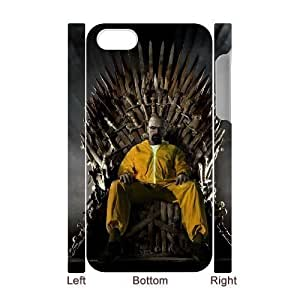 C-EUR Diy hard Case Breaking bad customized 3D case For Iphone 4/4s