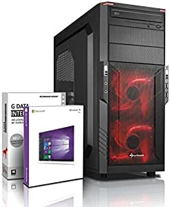 Windows 10 Gaming Computer PC - AMD FX 6300 Hexa-Core @ 4.10GHz Max - 2GB nVidia GT710 Graphics - 8GB DDR3 Ram - 1TB HDD - WiFi - 24 month warranty #5612