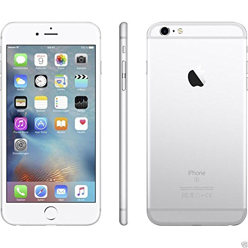 Apple iPhone 6S - 128GB GSM Unlocked - Silver (Certified Refurbished)