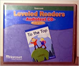 Storytown: Green Level Audiotext Cd Collection