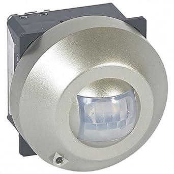 Detector de presencia doble tecnología TI Legrand Céliane: Amazon.es: Iluminación