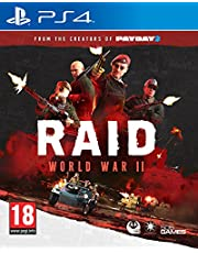 Starbreeze Studios Raid World War II - PS4