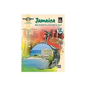 Alfred Drum Atlas: Jamaica (Book/CD)