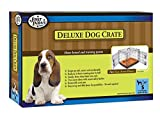 Four Paws Toy Double Door Deluxe Dog Crate