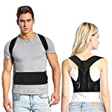 Best Posture Braces - Doact Posture Corrector Brace, Clavicle Support Back Straightener Review
