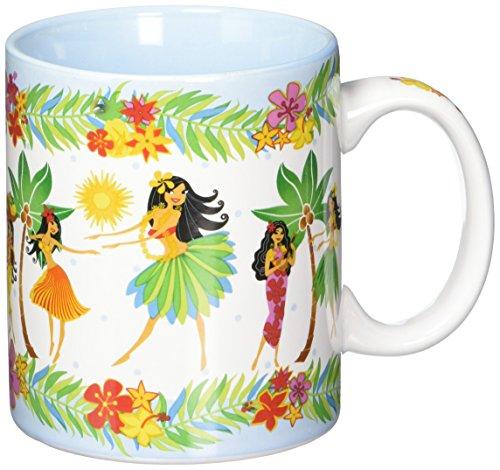 Island Hula Honeys Mug 11oz. (Hula Honeys Island)