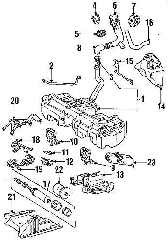 Amazon Com Mercedes Benz 002 477 27 01 Fuel Filter Automotive