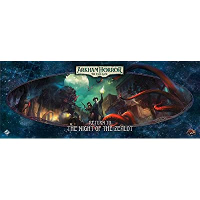 Arkham Horror: Return to the Night of the Zealot: Toys & Games