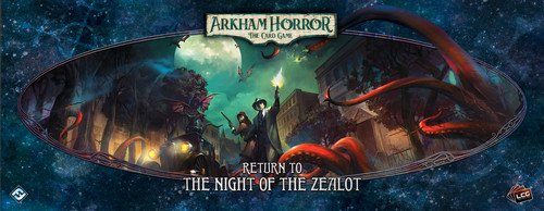 Arkham Horror: Return to the Night of the Zealot - http://coolthings.us