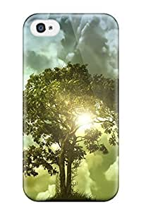 1342892K42032330 Slim Fit Tpu Protector Shock Absorbent Bumper The Tree Of Life Case For Iphone 6 Plus 5.5 by kobestar