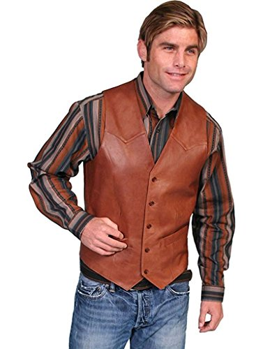 Scully Men's Lambskin Vest