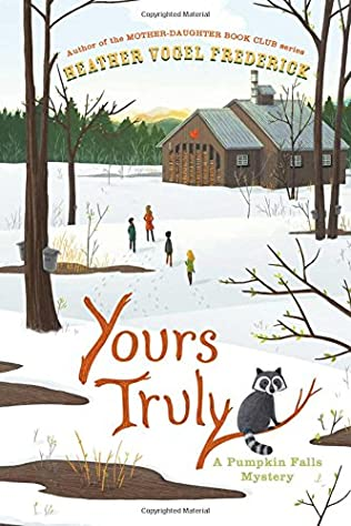 book cover of Yours Truly