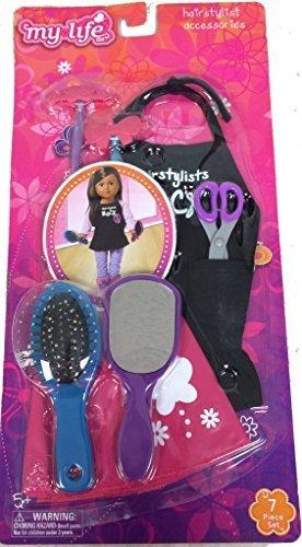 my life doll hair brush - 7