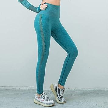 KAKAYO Cintura Alta Sin Costuras Deporte Mujer Fitness ...