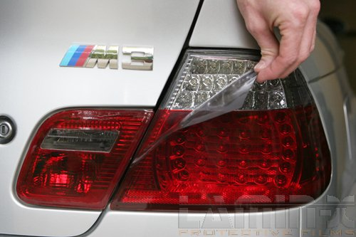 Lamin-x B217T Tint Tail Light Film Covers B217-1T