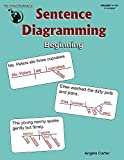 Sentence Diagramming Beginning: Breakdown and Learn the Underlying Structure of Sentences (Grades 3-12+)