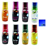 SodaStream 14.8 fl Ounce - Classic Flavors Variety Pack 8 Flavors Value