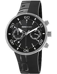MOMODESIGN JET BLACK CHRONO Men's watches MD2398SS-11