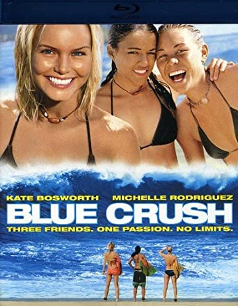 Blue Crush Blu Ray