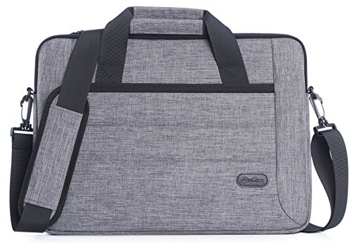 ProCase 13-13.5 Inch Laptop Sleeve Tote Bag with Shoulder St