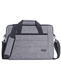 ProCase 11 - 12.5 Inch Laptop Sleeve Case Bag for Tablet Laptop Ultrabook MacBook Air Chromebook Notebook Acer Asus Dell HP Lenovo Samsung Sony Toshiba with Handle and Carrying Shoulder Strap -Grey