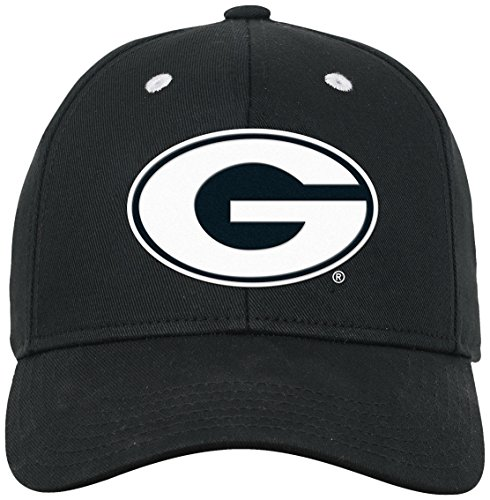 628c439087a64 NCAA Georgia Bulldogs Youth Boys   White Structured Adjustable Hat