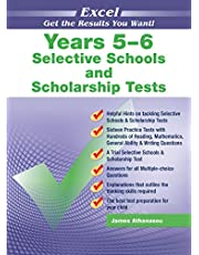 Excel Selective Schools and Scholarship Tests Years 5-6