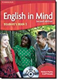 English in Mind Level 1 Student's Book with DVD-ROM, Herbert Puchta and Jeff Stranks, 0521179076