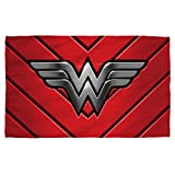 Justice League Wonder Woman Logo Beach Towel (36'' x 58'')