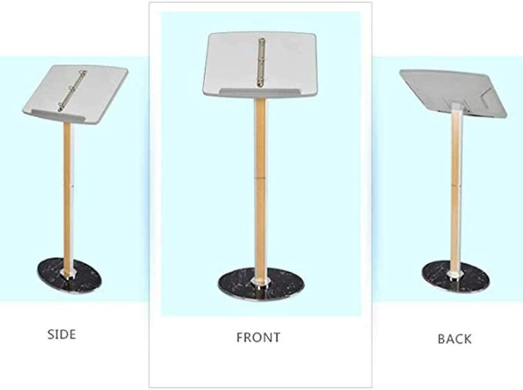 Poster Sign Stand Information Display Stand Single Recipe Poster Stand Advertising Rack Advertising Display Stand Vertical Advertising Stand Loose-leaf Display Stand Floor-standing Sign Stand