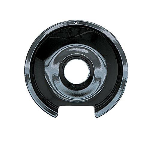Range Kleen P106 GE/Hotpoint Reflector Drip (8in Black Porcelain)